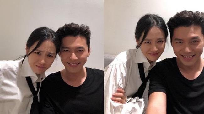 Lộ bằng chứng Hyun Bin cố che giấu mối quan hệ với Son Ye Jin sau khi bị phanh phui đang hẹn hò - Ảnh 3.