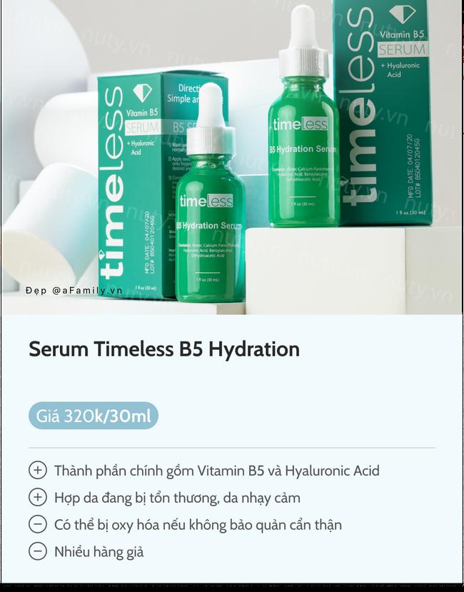 Gợi ý 5 loại serum cho da hỗn hợp thiên dầu, nhạy cảm và dị ứng với cồn  - Ảnh 3.