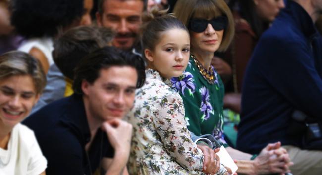 Nhìn loạt khoảnh khắc này từ cô út nhà David Beckham, ai nghĩ được đây lại là vóc dáng của một bé gái mới lên 9 - Ảnh 3.