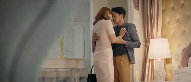 Trói buộc yêu thương: Vừa mặc đồ ngủ xuất hiện bên chồng sắp cưới, Hà đã lên giường cùng Khánh, chính thức trở thành tiểu tam - Ảnh 6.