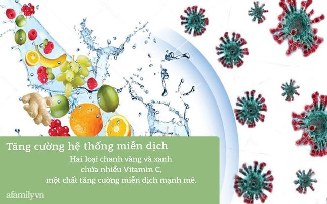 Muốn tăng cường hệ miễn dịch, giảm hen suyễn hãy thử ngay loại nước tưởng xa lạ  mà lại có trong mọi căn bếp - Ảnh 2.