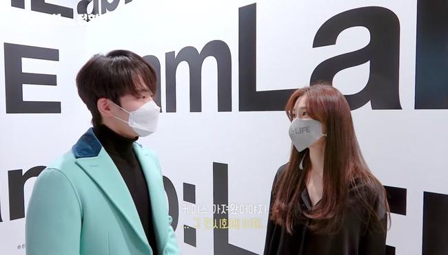Cặp đôi phụ cực hot của Hạ Cánh Nơi Anh bất ngờ tái hợp còn gọi tên nhau như trong phim, Hyun Bin - Son Ye Jin vắng mặt không rõ lý do - Ảnh 3.