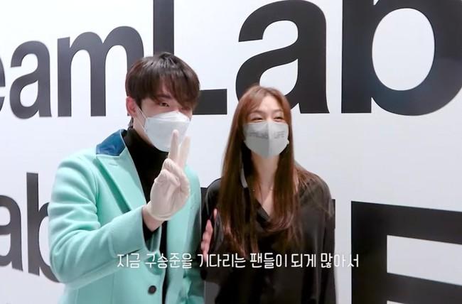 Cặp đôi phụ cực hot của Hạ Cánh Nơi Anh bất ngờ tái hợp còn gọi tên nhau như trong phim, Hyun Bin - Son Ye Jin vắng mặt không rõ lý do - Ảnh 4.