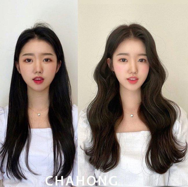 Hai kiểu tóc xoăn khiến hội chị em Hàn Quốc khi nhau đặt lịch làm, thợ - Ảnh 7.
