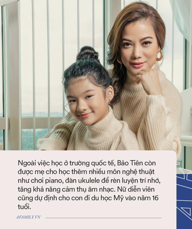Con gái Trương Ngọc Ánh càng lớn càng xinh, nói ngoại ngữ như gió nhưng bất ngờ nhất là khuôn mặt giống hệt nhân vậy nổi tiếng này - Ảnh 4.