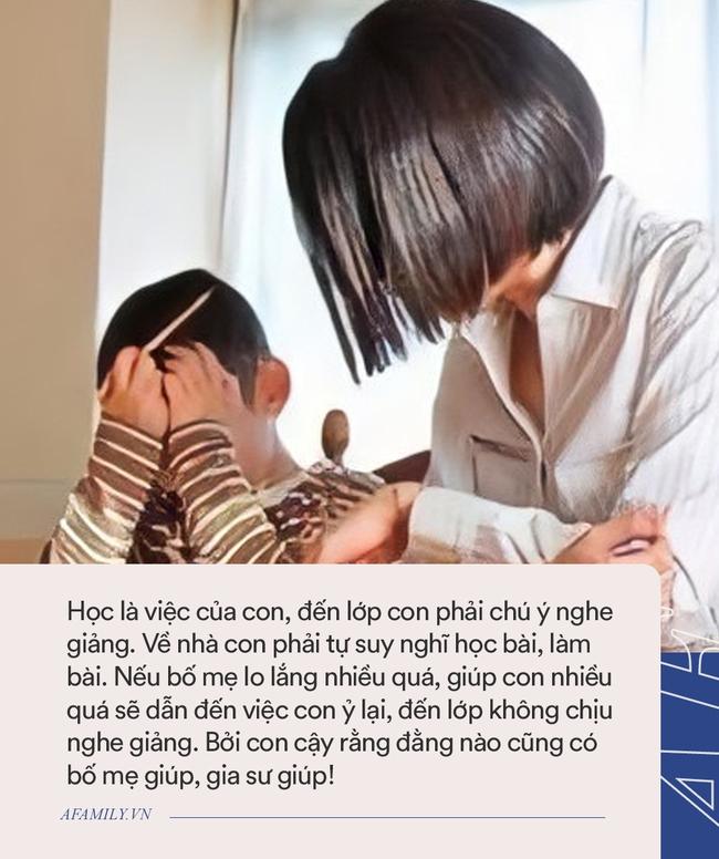 Thầy giáo tại trường THPT Hà Nội - Amsterdam chỉ ra mấu chốt khiến nhiều học sinh tưởng chăm chỉ nhưng điểm số lại lẹt đẹt, hóa ra do bố mẹ! - Ảnh 4.