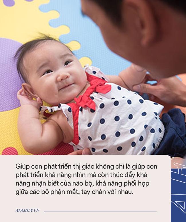 Sự thật ít người biết về thế giới trong mắt trẻ sơ sinh, bố mẹ hẳn sẽ vô cùng bất ngờ  - Ảnh 5.