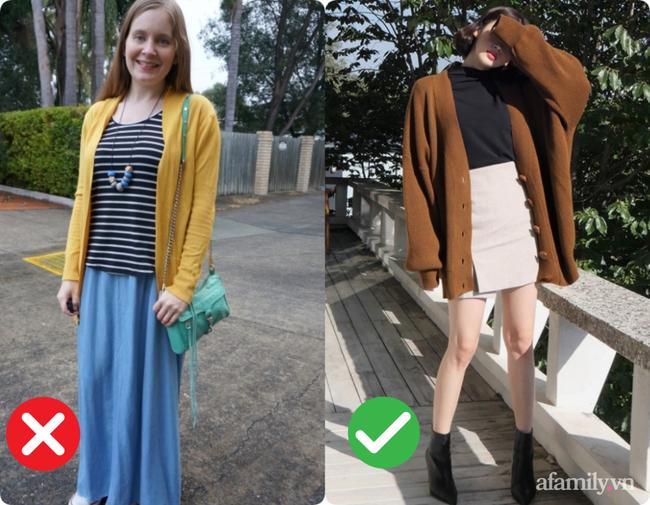 3 kiểu diện cardigan lập tức biến bạn thành thảm họa thời trang, kém sang không cứu nổi - Ảnh 3.