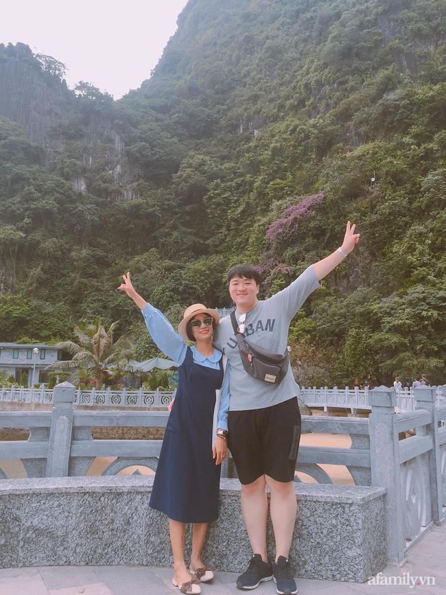 """Cuộc hôn nhân của cô gái Việt và chồng Hàn có cân nặng gấp đôi mình: Hôm ra mắt, chồng """"say lăn quay"""" với bố vợ, mẹ chồng ngày ngày cùng con dâu làm điều đặc biệt! - Ảnh 2."""