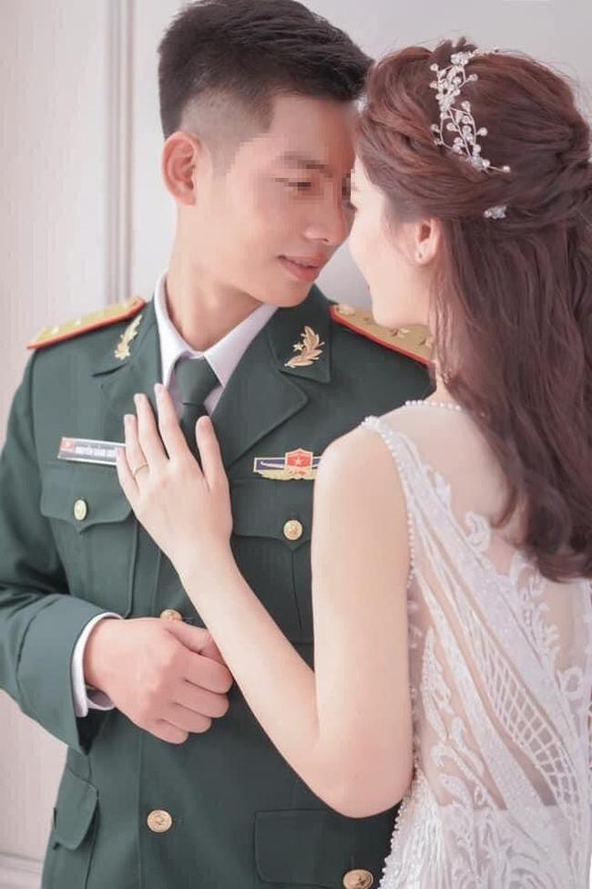 Chiến sĩ ít tuổi nhất trong sự cố sạt lở đất khiến 13 cán bộ, chiến sĩ hi sinh: Cưới vợ mới 10 tháng, chưa có con - Ảnh 1.