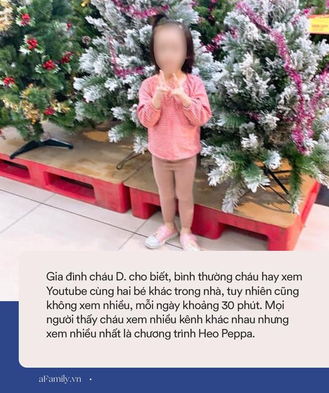 Gia đình bé gái 5 tuổi tử vong vì học theo trò treo cổ trên Youtube tiết lộ về chương trình cháu hay xem, đã từng treo cổ hụt một lần - Ảnh 1.