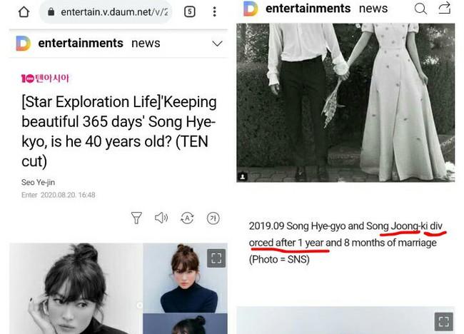 """Phim 500 tỷ của Song Joong Ki không thể ra rạp nhưng Song Hye Kyo vẫn bị réo tên, fan """"nhà gái"""" tố """"nhà trai"""" hám fame, cãi nhau cực gắt - Ảnh 5."""