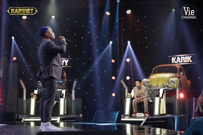 """Rap Việt: """"Gà cưng"""" của Wowy - Tez bại trận, G.Ducky và Thành Draw dắt díu nhau vào chung kết - Ảnh 10."""
