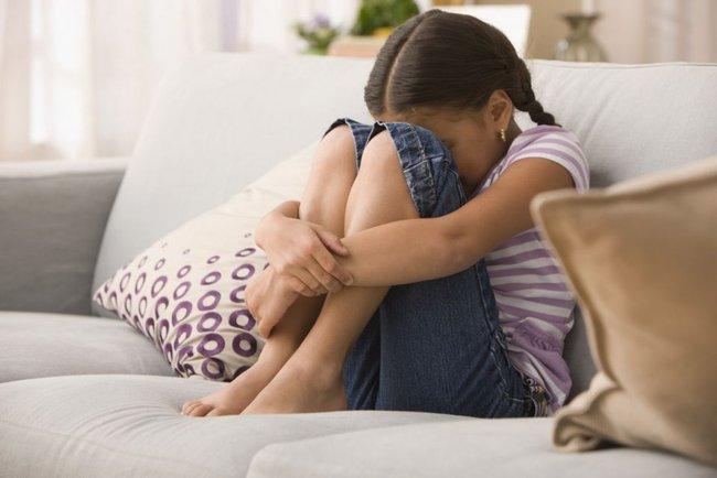 Cô bé 11 tuổi này từng trải qua khủng hoảng tâm lý nghiêm trọng vì bị lạm dụng - Ảnh 1.