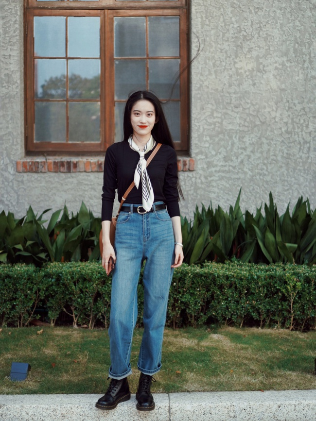Street style Châu Á: Hội chị em lên đồ chuẩn gái Pháp, toàn blazer và cardigan nhưng nhìn sang hết nấc - Ảnh 5.