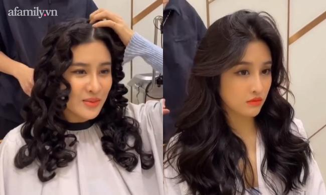 Cú sốc mà chị em nào cũng phải trải qua khi đi uốn tóc ngoài tiệm  - Ảnh 3.