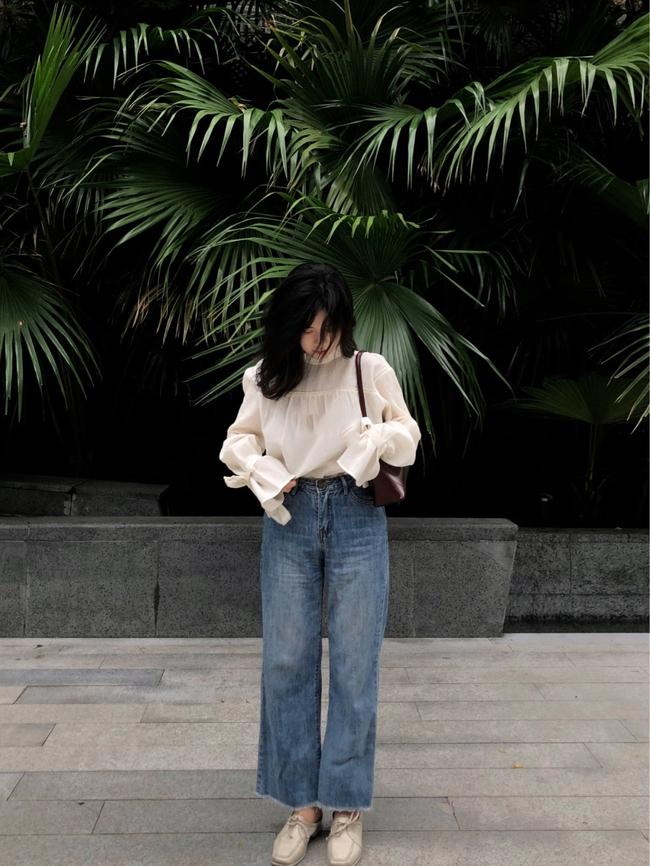 Street style Châu Á: Hội chị em lên đồ chuẩn gái Pháp, toàn blazer và cardigan nhưng nhìn sang hết nấc - Ảnh 14.