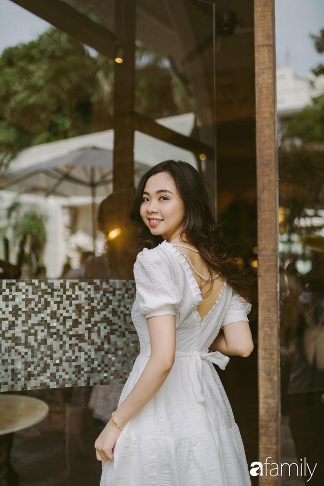 """Tăng 20kg khi mang thai, hot girl Sài Gòn đẻ xong """"tàn tạ"""", phải mượn quần mẹ chồng để mặc và cú """"lột xác"""" ngoạn mục - Ảnh 10."""