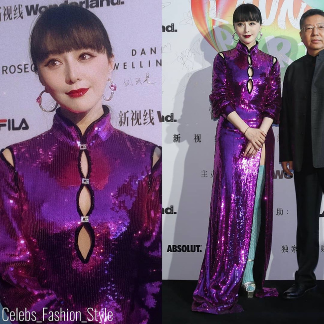 Gần 40 tuổi nhưng Phạm Băng Băng không ngại thử style mới, diện đồ càng độc càng lạ lại càng đẹp  - Ảnh 1.