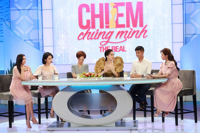 Lê Hoàng tiếp tục gây sốc khi tranh cãi gay gắt với nữ khán giả 20 tuổi trên sóng truyền hình - Ảnh 5.