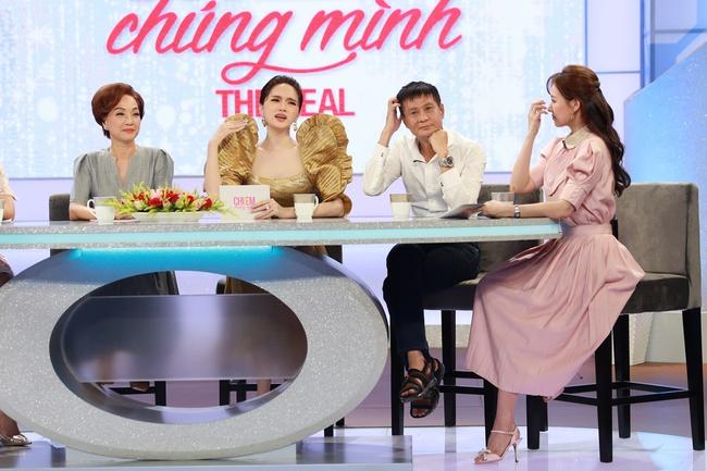 Lê Hoàng tiếp tục gây sốc khi tranh cãi gay gắt với nữ khán giả 20 tuổi trên sóng truyền hình - Ảnh 7.