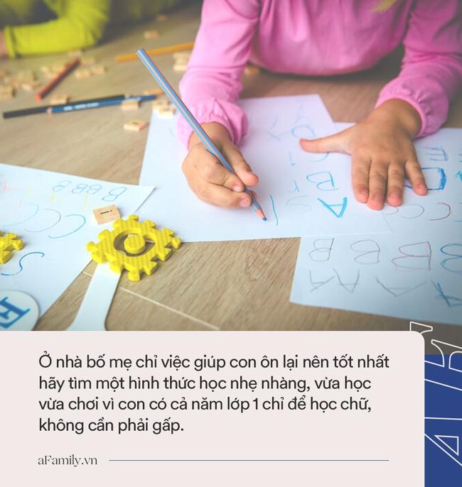 Người mẹ bật khóc vì con không viết được chữ khiến hội phụ huynh gật gù đồng cảm: Nỗi khổ không của riêng ai lúc này - Ảnh 3.