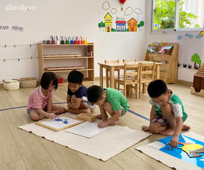 Dành cho phụ huynh đang muốn tìm trường mầm non Montessori thuần túy cho con tại TP. HCM: 4 trường thuần Montessori sang - xịn - mịn, học phí từ 6 triệu trở lên - Ảnh 9.