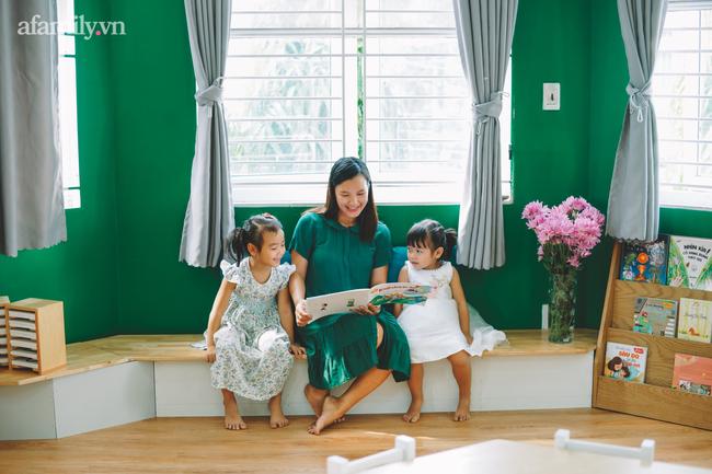 Dành cho phụ huynh đang muốn tìm trường mầm non Montessori thuần túy cho con tại TP. HCM: 4 trường thuần Montessori sang - xịn - mịn, học phí từ 6 triệu trở lên - Ảnh 8.