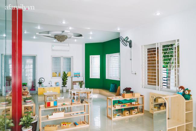Dành cho phụ huynh đang muốn tìm trường mầm non Montessori thuần túy cho con tại TP. HCM: 4 trường thuần Montessori sang - xịn - mịn, học phí từ 6 triệu trở lên - Ảnh 7.