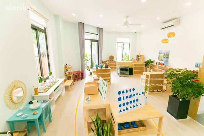 Dành cho phụ huynh đang muốn tìm trường mầm non Montessori thuần túy cho con tại TP. HCM: 4 trường thuần Montessori sang - xịn - mịn, học phí từ 6 triệu trở lên - Ảnh 3.