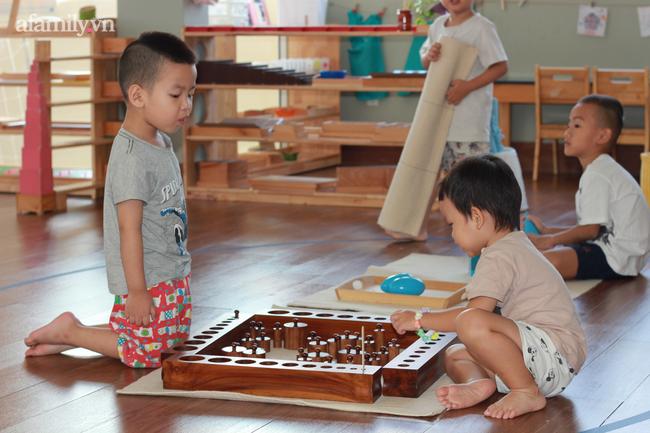 Dành cho phụ huynh đang muốn tìm trường mầm non Montessori thuần túy cho con tại TP. HCM: 4 trường thuần Montessori sang - xịn - mịn, học phí từ 6 triệu trở lên - Ảnh 6.