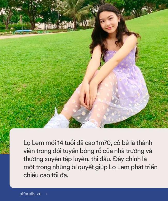 Con gái MC Quyền Linh 14 tuổi cao 1m70, bí quyết sở hữu chân dài miên man bây giờ mới được tiết lộ - Ảnh 4.