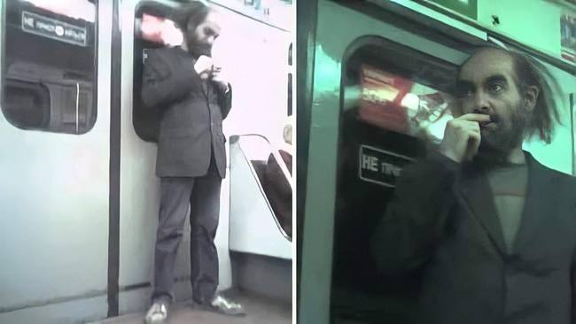 Người đàn ông nhếch nhác đứng ở ga tàu khiến ai cũng bĩu môi coi thường, nhưng tra thông tin trên google thì phát hoảng - Ảnh 1.