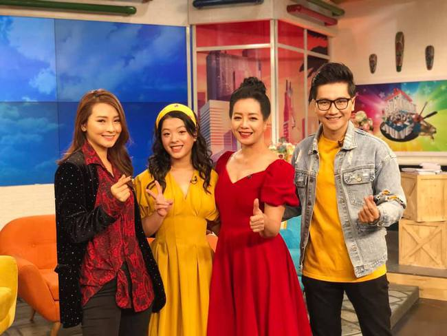 """2 ái nữ nhà nghệ sĩ Chiều Xuân """"đọ"""" nhan sắc ngày càng quyến rũ xinh đẹp, thần thái không thua kém mỹ nhân Hong Kong thập niên 90 - Ảnh 6."""