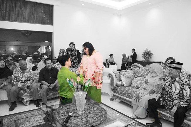 """Bị mỉa mai vì """"khác biệt to lớn"""", cô gái Indonesia và anh chàng Hàn Quốc vẫn có happy ending khiến hội haters phải câm nín - Ảnh 5."""