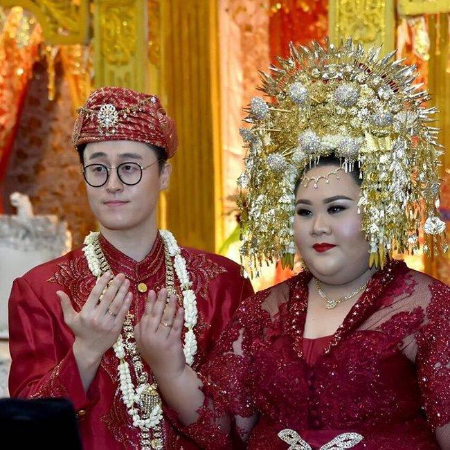 """Bị mỉa mai vì """"khác biệt to lớn"""", cô gái Indonesia và anh chàng Hàn Quốc vẫn có happy ending khiến hội haters phải câm nín - Ảnh 6."""