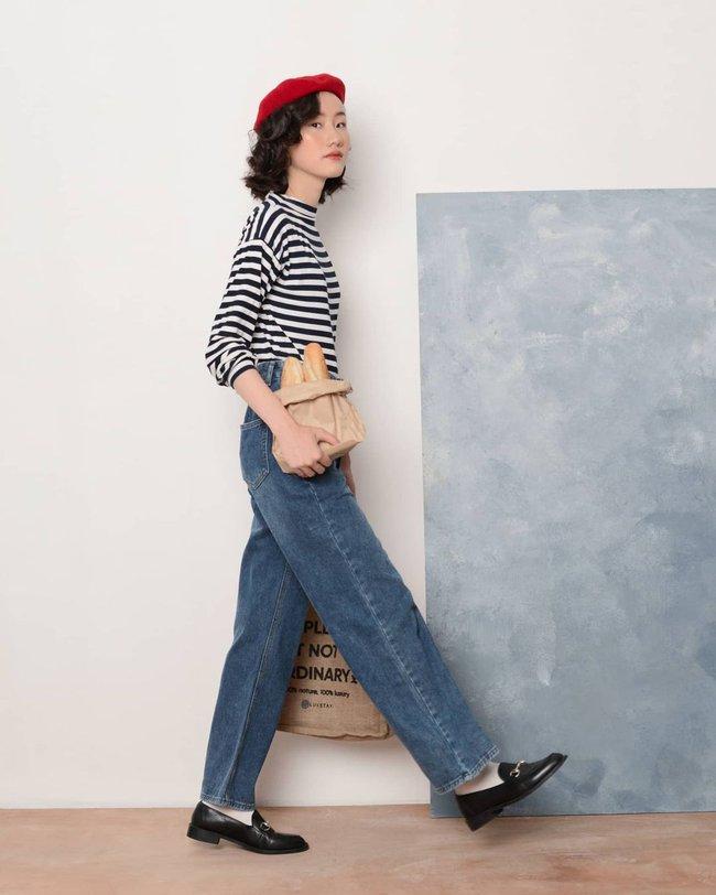 Để trông thật trẻ trung chứ không già thảm họa, chị em cứ lựa đúng 5 mẫu quần dài sau mà diện - Ảnh 8.