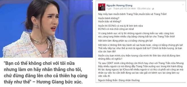 """Hương Giang gây tranh cãi vì loạt phát ngôn mâu thuẫn, bị gọi là """"Hoa hậu đạo lý"""" - Ảnh 8."""