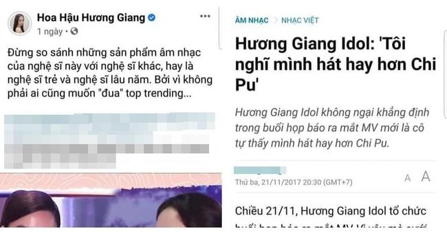 """Hương Giang gây tranh cãi vì loạt phát ngôn mâu thuẫn, bị gọi là """"Hoa hậu đạo lý"""" - Ảnh 7."""
