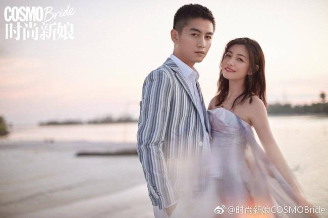 Dù sự nghiệp tụt dốc nhưng Trần Nghiên Hy lại khiến mọi người ngưỡng mộ vì cuộc hôn nhân hạnh phúc với Trần Hiểu.