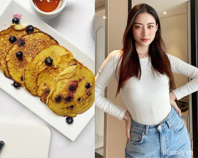"""4 món bánh giảm cân của mỹ nhân Việt, chị em """"ăn theo"""" thì vừa đã cái miệng vừa gầy cái thân - Ảnh 3."""