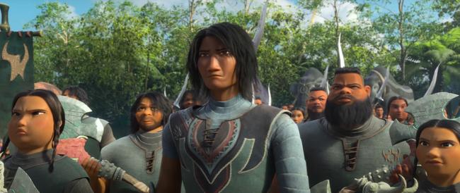 Disney hé lộ tạo hình công chúa Đông Nam Á đầu tiên trong lịch sử đội nón, da bánh mật, do diễn viên gốc Việt lồng tiếng - Ảnh 7.