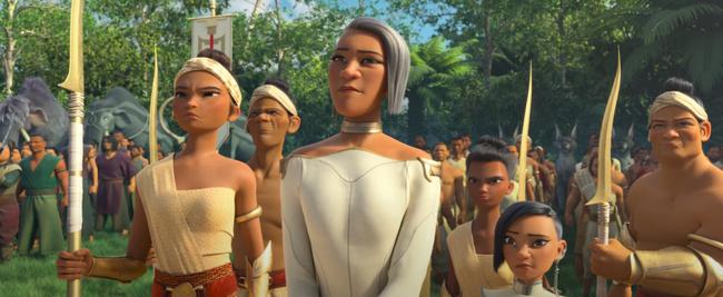 Disney hé lộ tạo hình công chúa Đông Nam Á đầu tiên trong lịch sử đội nón, da bánh mật, do diễn viên gốc Việt lồng tiếng - Ảnh 8.