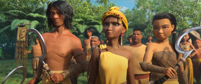 Disney hé lộ tạo hình công chúa Đông Nam Á đầu tiên trong lịch sử đội nón, da bánh mật, do diễn viên gốc Việt lồng tiếng - Ảnh 9.