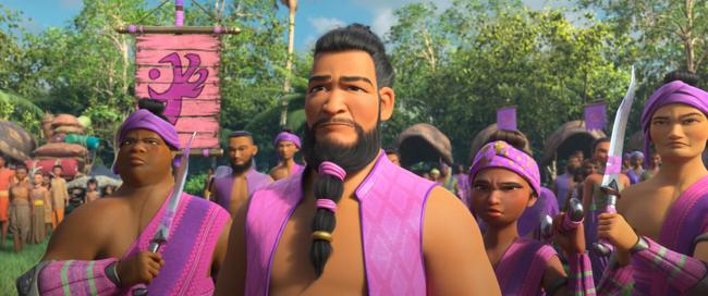 Disney hé lộ tạo hình công chúa Đông Nam Á đầu tiên trong lịch sử đội nón, da bánh mật, do diễn viên gốc Việt lồng tiếng - Ảnh 6.
