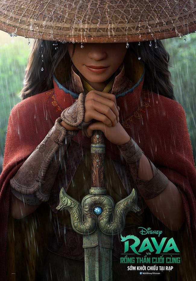 Disney hé lộ tạo hình công chúa Đông Nam Á đầu tiên trong lịch sử đội nón, da bánh mật, do diễn viên gốc Việt lồng tiếng - Ảnh 2.