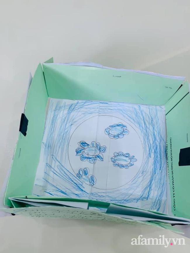 """Làm vỡ chiếc bát mẹ thích nhất, cậu bé nức nở viết tâm thư xin lỗi nhưng nhìn cách """"khắc phục hậu quả"""" thì ai cũng cười bò - Ảnh 5."""