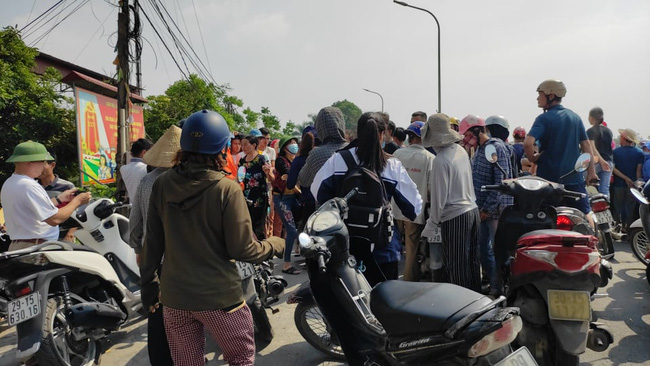 NÓNG: Tìm thấy thi thể nữ sinh Học viện Ngân hàng dưới lòng sông Nhuệ, bắt giữ 2 nghi phạm - Ảnh 3.
