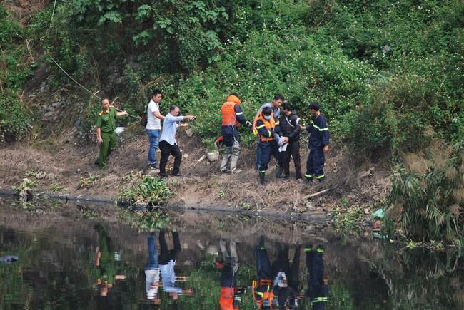 NÓNG: Tìm thấy thi thể nữ sinh Học viện Ngân hàng dưới lòng sông Nhuệ, bắt giữ 2 nghi phạm - Ảnh 2.