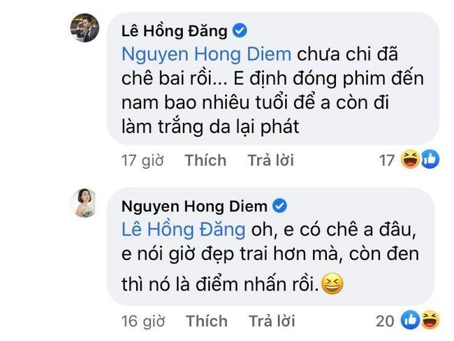 """Hồng Đăng bất ngờ đăng ảnh thân mật với Chi Pu 8 năm về trước, Hồng Diễm vào """"cà khịa"""" cực hài - Ảnh 4."""